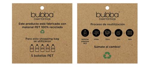 Mochilas fabricadas con PET 100% reciclado de Bubba Bags ilustradas por Cata Bu 2