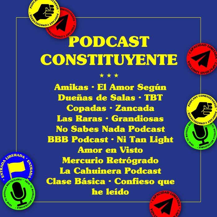 Reunión de Podcasts