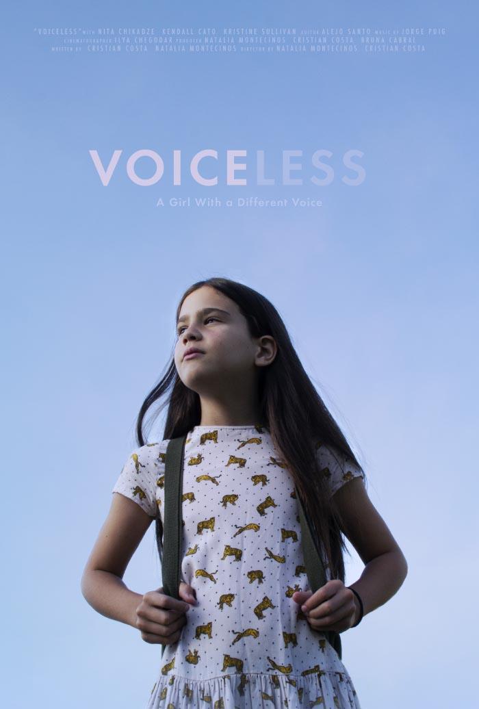 El cortometraje Voiceless sobre acoso escolar, ganó 2 premios en el Festival Indie Short Fest LA 2