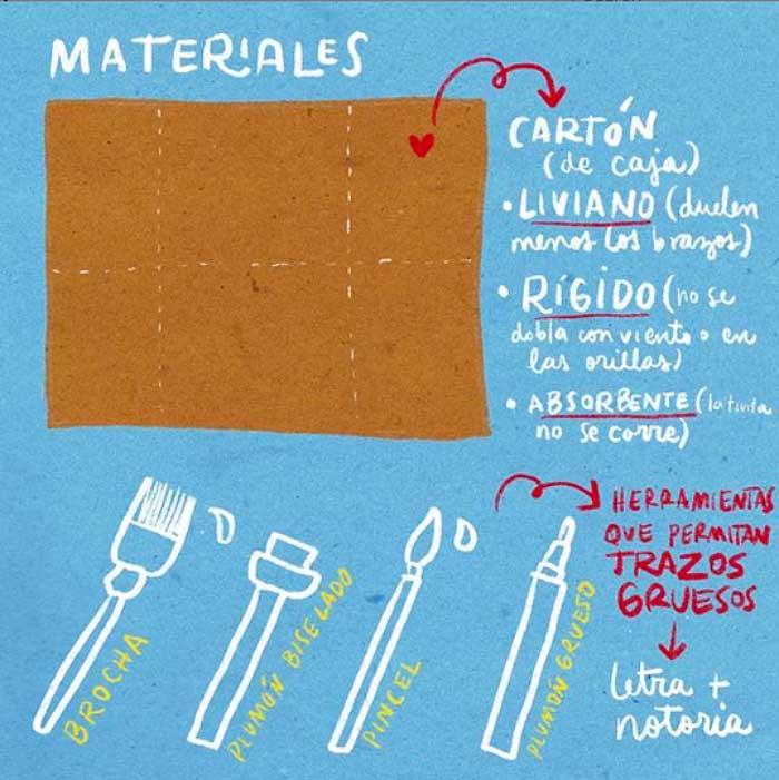 Tutorial: consejos sobre cómo hacer un cartel 2