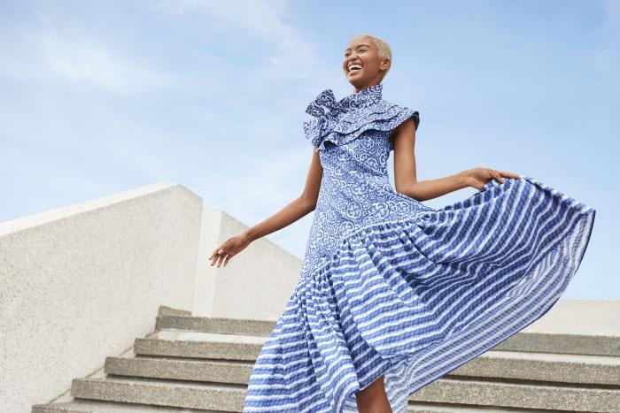MantshoxHM: primera colaboración africana en H&M 1