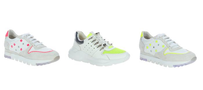 Flúor irresistible en tus zapatos de verano 2