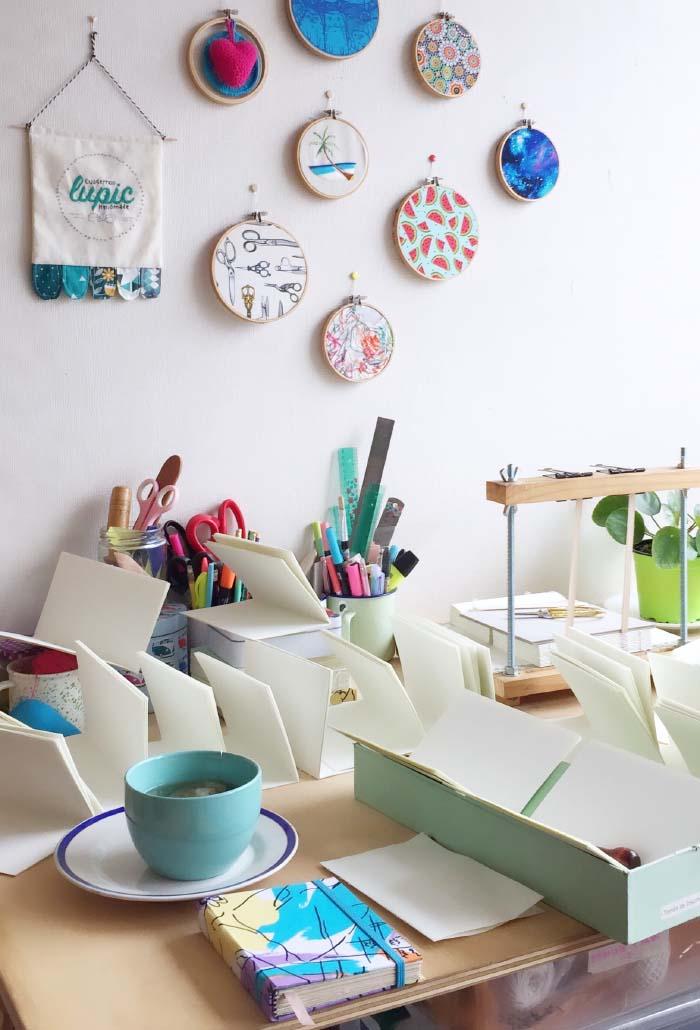 Lupicuadernos, un estudio de diseño y encuadernación artesanal 3