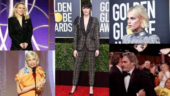 Lo mejor de los Golden Globes 2020