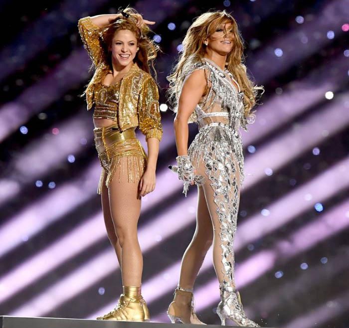 superbowl 2020 Shakira JLo