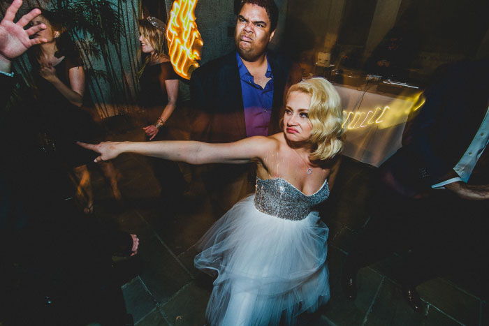 The Richters, video y fotos de matrimonio que registran el lado salvaje del amor 8