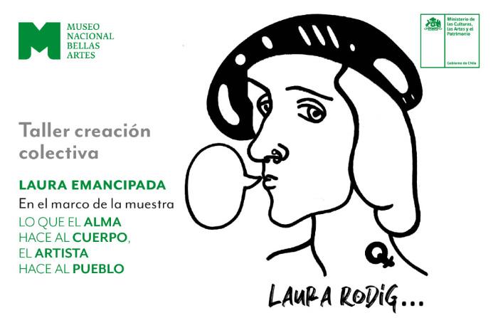 Laura Emancipada, una inesperada experiencia feminista en torno a Laura Rodig 1