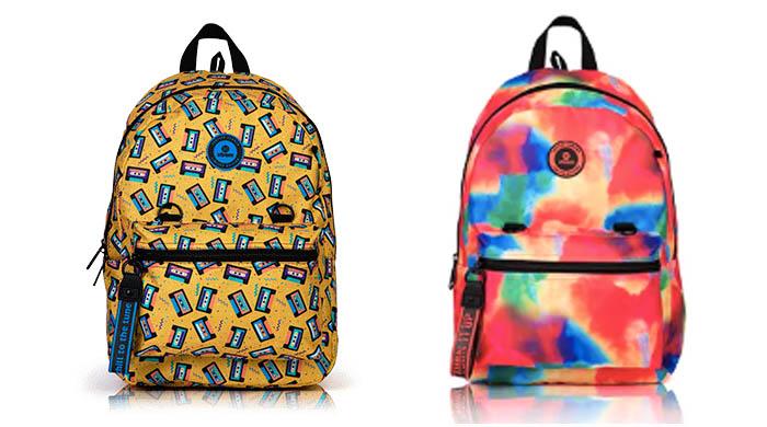 Lanzamiento de la nueva colección oficial de mochilas Xtrem Lollapalooza 2
