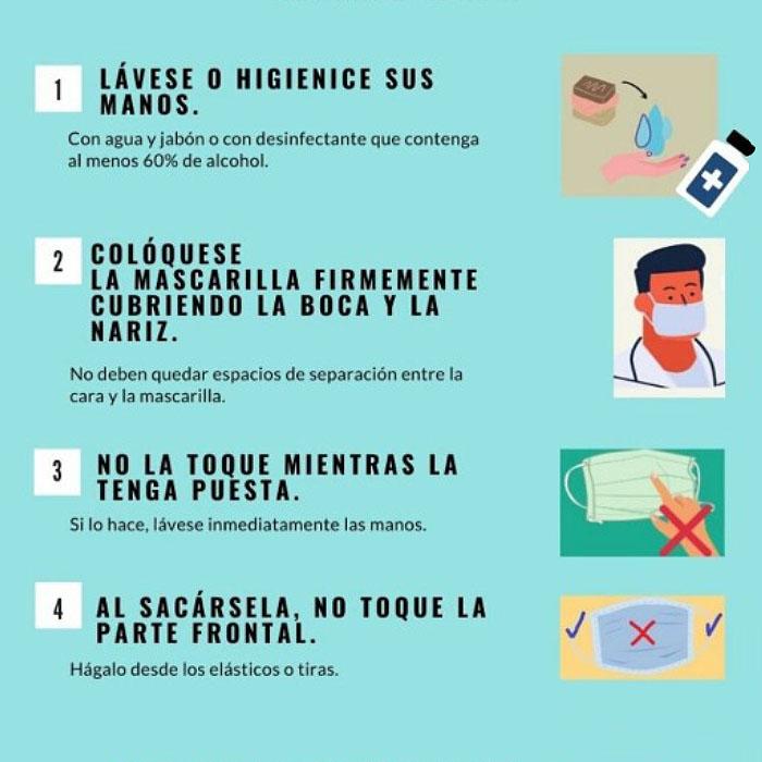¿Cómo hacer tu mascarilla para el coronavirus y con qué materiales? 1