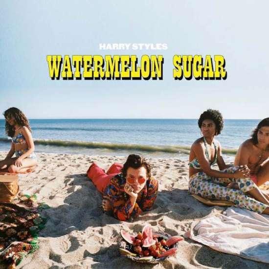 Watermelon Sugar de Harry Styles