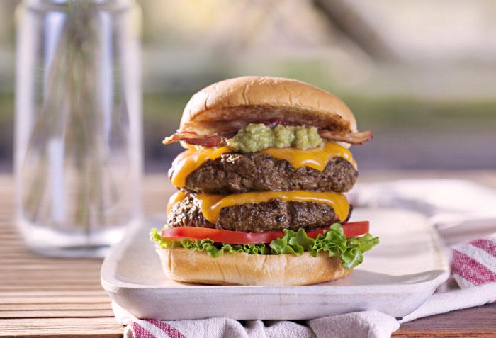 kings hawaiian día d ela hamburguesa