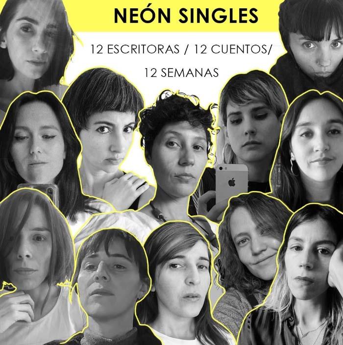 La maternidad y pandemia de Carmen García, escritora en Neón Singles 1