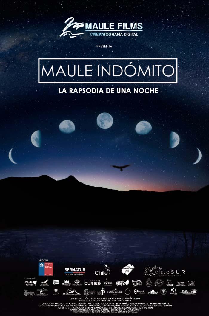 Mira el tráiler del cortometraje Maule Indómito: La Rapsodia de una Noche 1