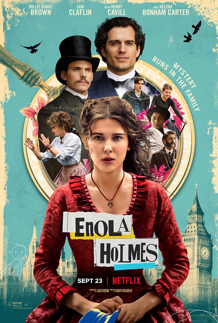 Millie Bobby Brown será Enola Holmes en la nueva producción de Netflix 1