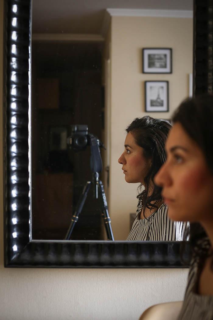 Natalia Espina, comprometida fotógrafa de acontecimientos 1