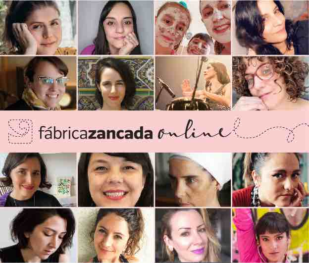 Inscríbete en los talleres de Fábrica Zancada Online 1