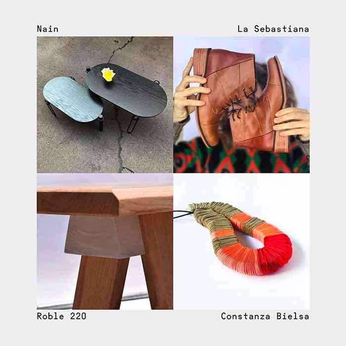 Encuentro Local - Inédito 2020, diseño y manufactura local en versión digital 5