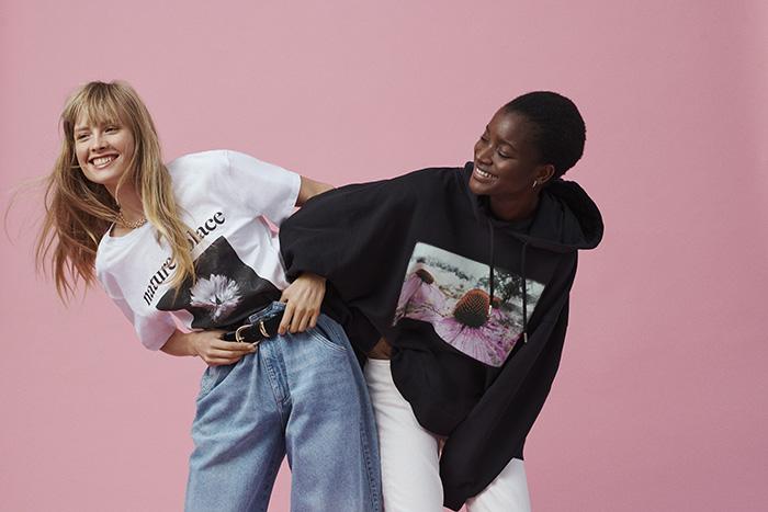 La colección cápsula de H&M y Helena Christensen 2