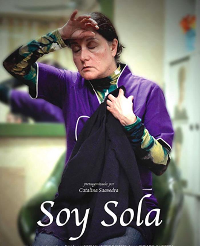cortometraje Soy Sola