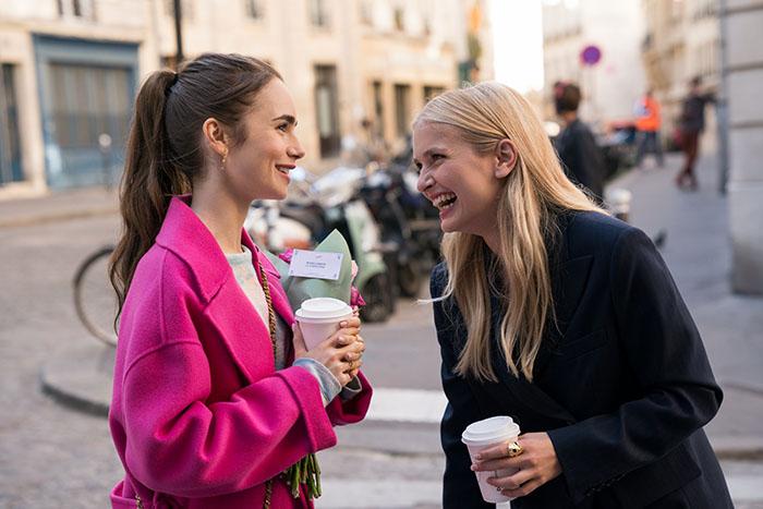 Emily in Paris, lo nuevo de Lily Collins en Netflix lleva el sello Darren Star 2