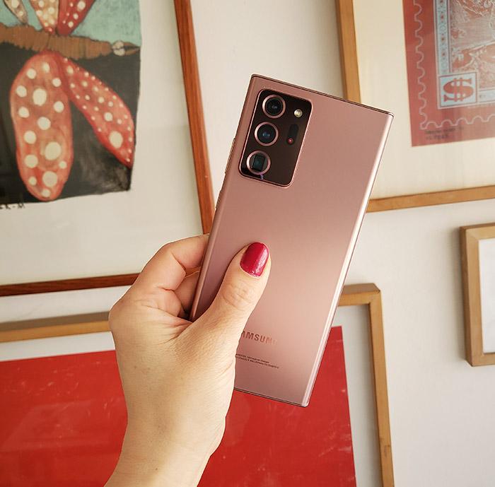 #PowerphoneNote20 Galaxy: Trabajo y juego a su máxima potencia 1