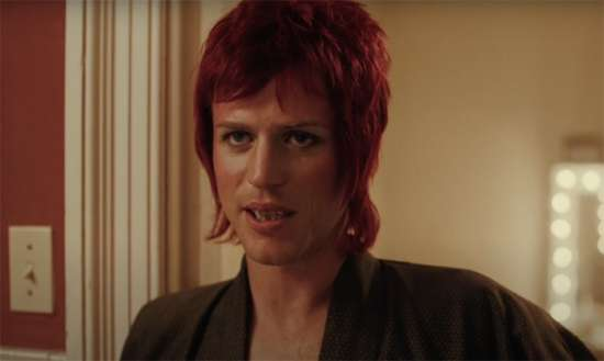 biopic de David Bowie