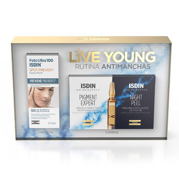 Live Young: los mejores packs para regalar en Navidad (y tener una piel más sana y feliz!) 2