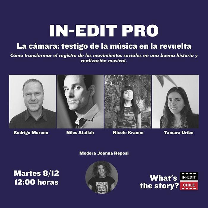 IN-EDIT 16, festival de cine y documental musical en versión online 1