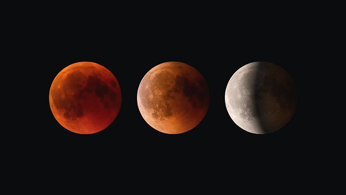 Eclipse y eventos cósmicos
