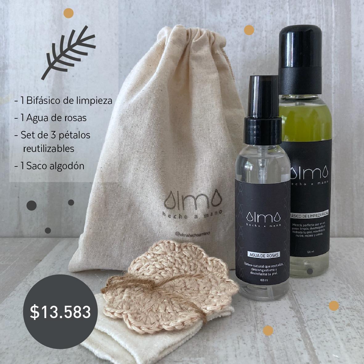 Ideas de regalo: packs de cosmética vegetal Alma 2