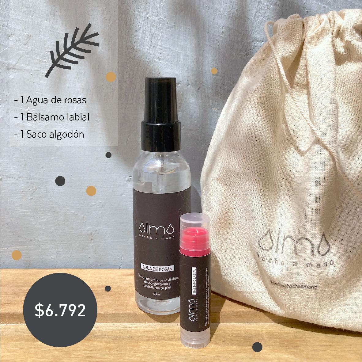 Ideas de regalo: packs de cosmética vegetal Alma 4