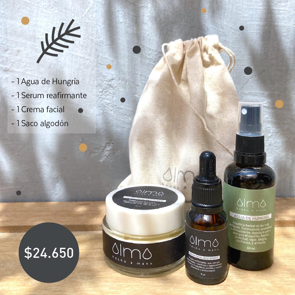 Ideas de regalo: packs de cosmética vegetal Alma 5