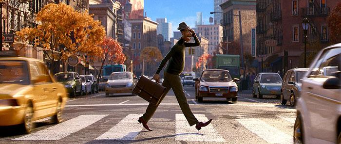 Soul lo nuevo de Pixar