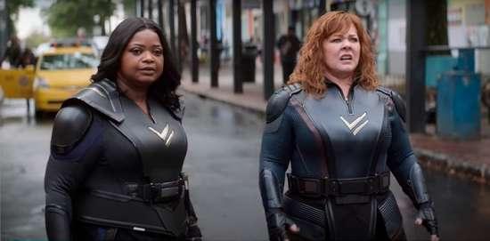 Netflix 2021: Thunder Force