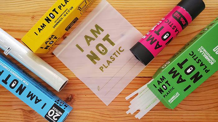 I Am Not Plastic
