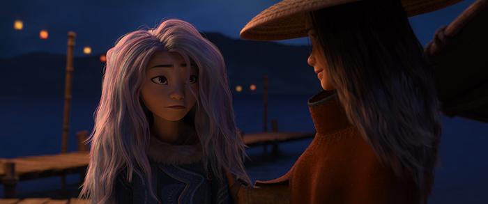 """""""Raya y el último dragón"""", la nueva película de Disney 4"""