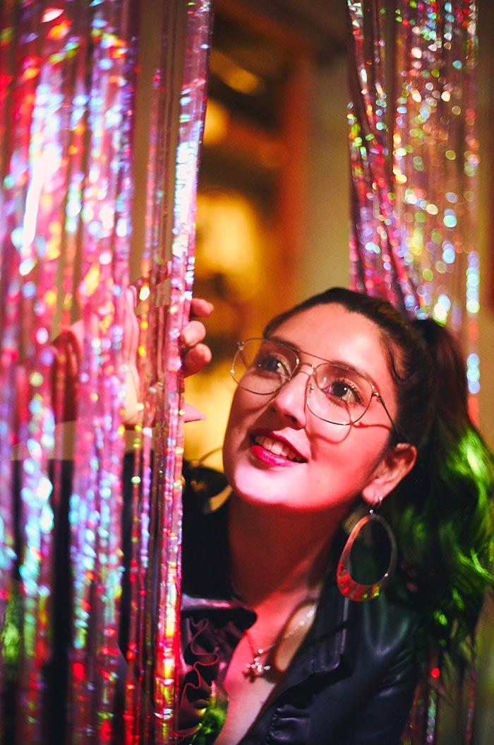 Kurmi, cantante chilena
