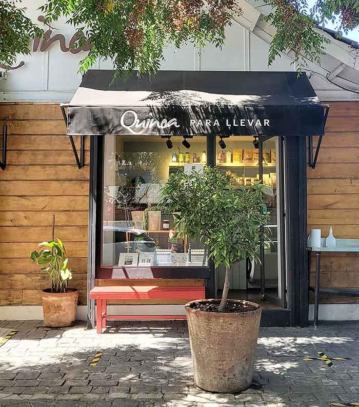 Quinoa Restaurante tiene zona de delivery y retiro 1
