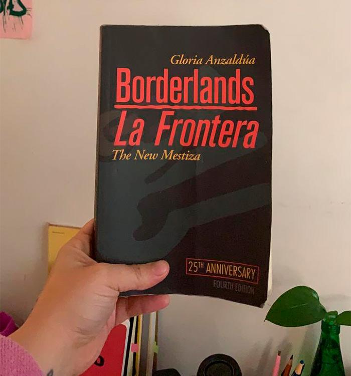 """""""Borderlands/La Frontera"""", de Gloria Anzaldúa"""