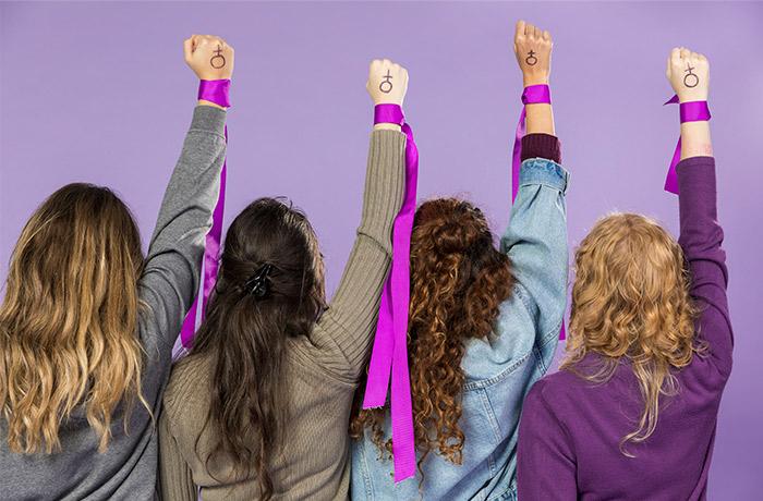 Luchas del feminismo