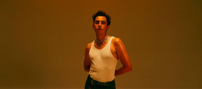 Joakino, cantante chileno