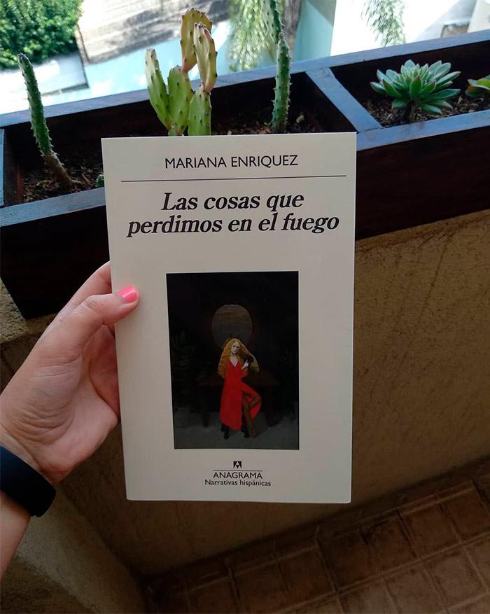 Libro de Mariana Enríquez