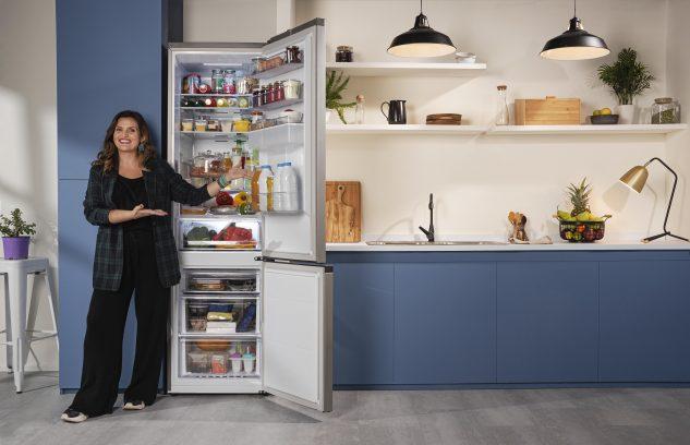 refrigeradores Bottom Mount Freezer