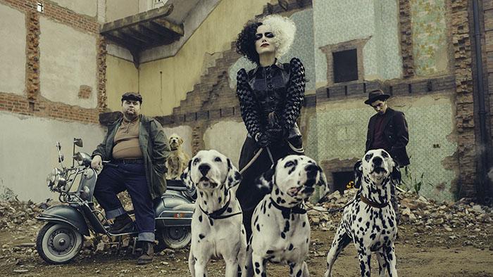 Cruella: la historia de Cruella de Vil, diseñadora, punkie y villana 7