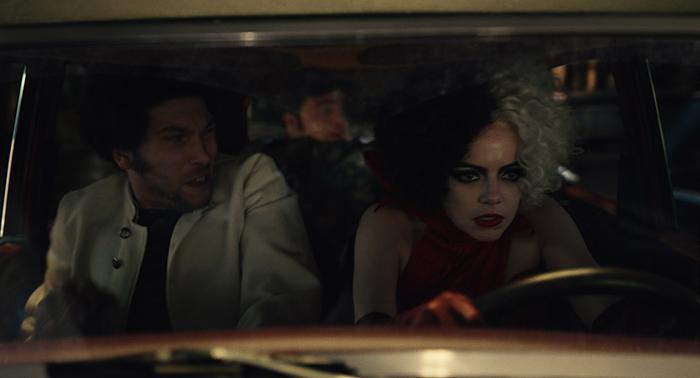 Cruella: la historia de Cruella de Vil, diseñadora, punkie y villana 6