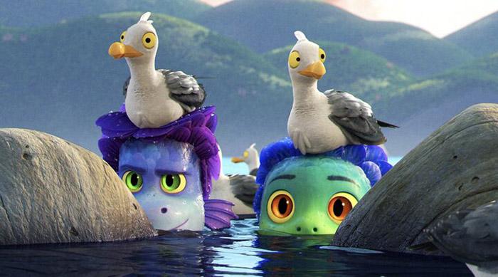 Los lugares felices de Luca, la nueva película de Pixar 1