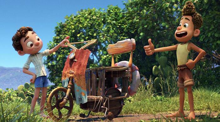 Los lugares felices de Luca, la nueva película de Pixar 2