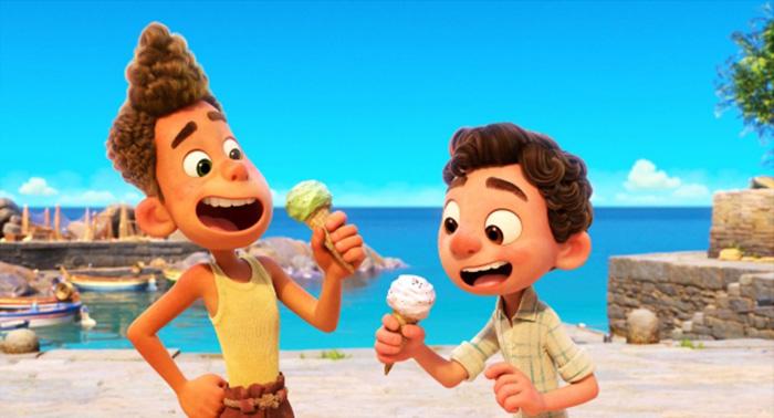 Los lugares felices de Luca, la nueva película de Pixar 4