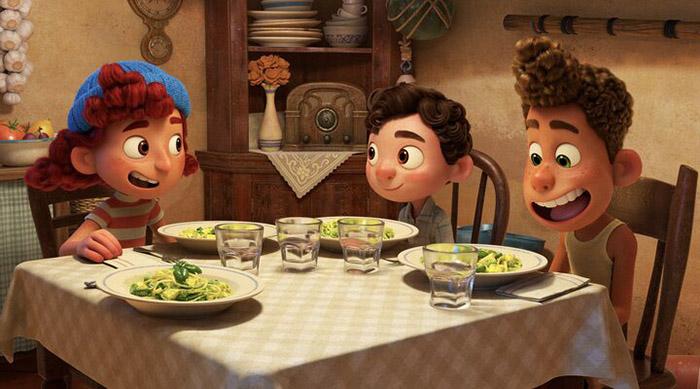 Los lugares felices de Luca, la nueva película de Pixar 3