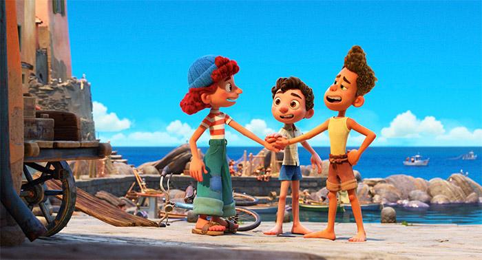 Los lugares felices de Luca, la nueva película de Pixar 5